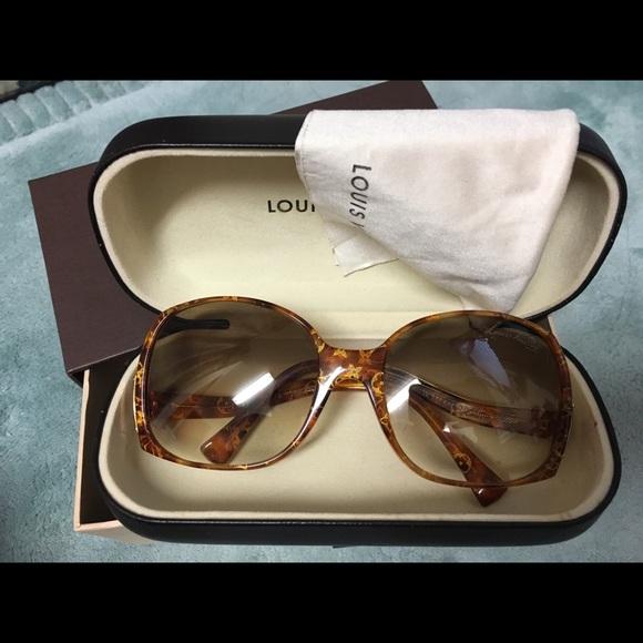 0838a107c6f5 Louis Vuitton Accessories   Preloved Gina Sunglasses   Poshmark